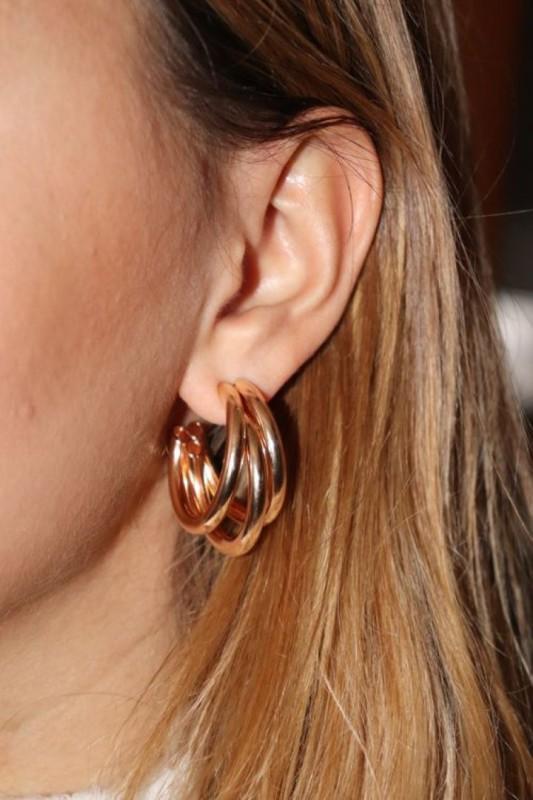 Boucles d'oreille Marie